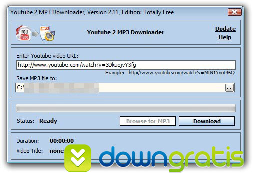 Youtube 2 MP3 Downloader
