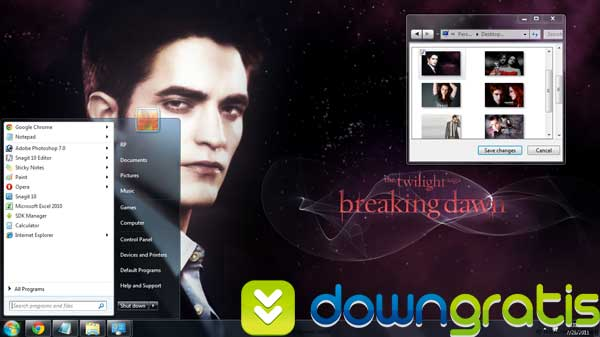 Twilight-Breaking-Down-Theme