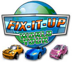 Fix-It-Up: World Tour – Jogo de Oficina