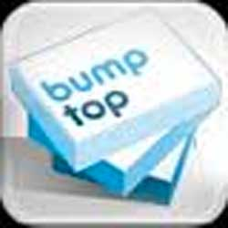 Bump Top – Organizador de Desktop