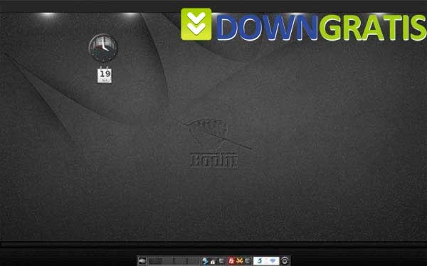 Tela do bondhi linux
