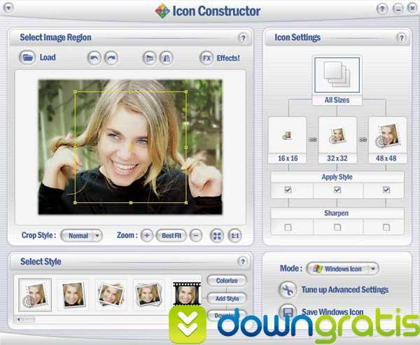 Icon Constructor