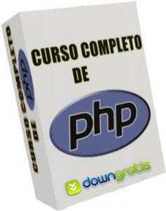 Curso de PHP completo grátis