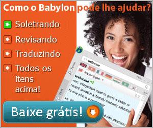 Babylon 10 Pro - O melhor programa de tradução