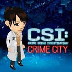 Imagem CSI Crime City – Jogo de Facebook