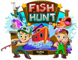 Fish Hunt – Jogo de Facebook