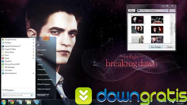 Twilight-Breaking-Down-Theme