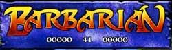 Barbarian – Jogo de Luta