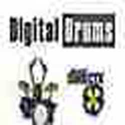 Digital Drums – Toque bateria no PC