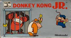 Donkey Kong Jr – jogo de Plataforma