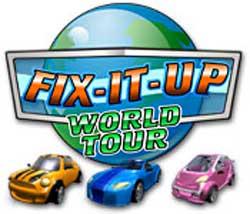 Fix-It-Up: World Tour – Jogo de Oficina