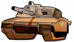 TankD – Jogo de Tanques