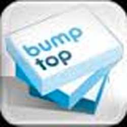 Bump Top – Organizador de Desktop