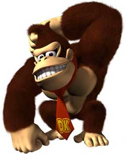 Imagem Donkey Kong Craze – Jogo de Ação