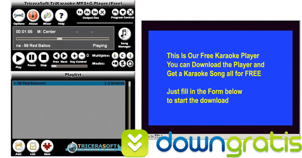 free-karaoke-player-software