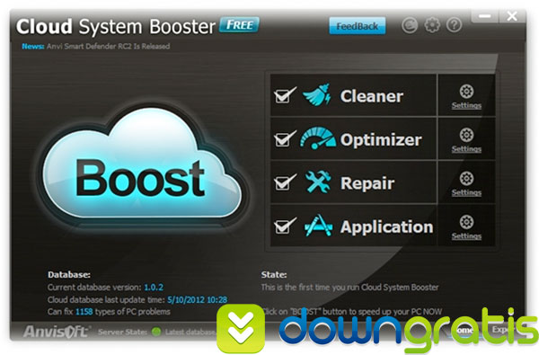 cloudsystemboster