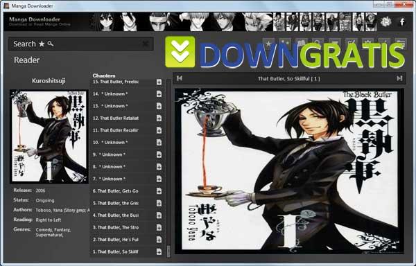 mangadownloader