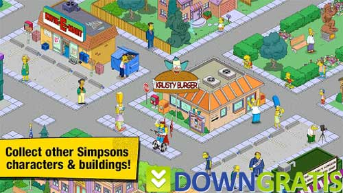 simpsontappedout