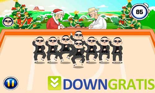 Tela do Gangnam Style Game 2