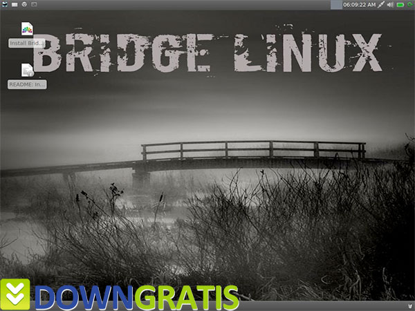 Tela do bridge linux