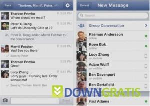 Facebook Messenger Notifications