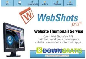 Web-Screenshots
