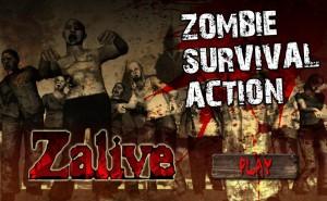 Zalive Zumbi Sobrevivência