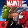 Imagem Os maiores heróis da Marvel reunidos em um game de luta para smartphone e tablet.